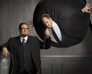 Penn and Teller photo